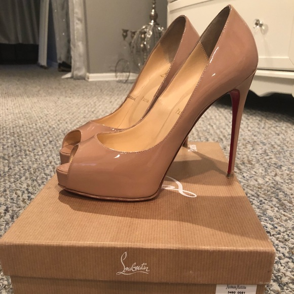 louboutin very prive 120